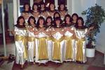 Frauenbund Erlach - als Ägypterinnen