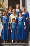 100-jähriges Jubiläum Gasthaus Göttler – eine Einheit in Blau